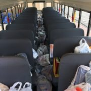 WeCare - Stuff the Bus Coal City 2017